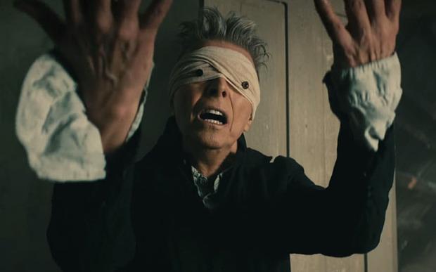 Dawid Bowie Lazarus
