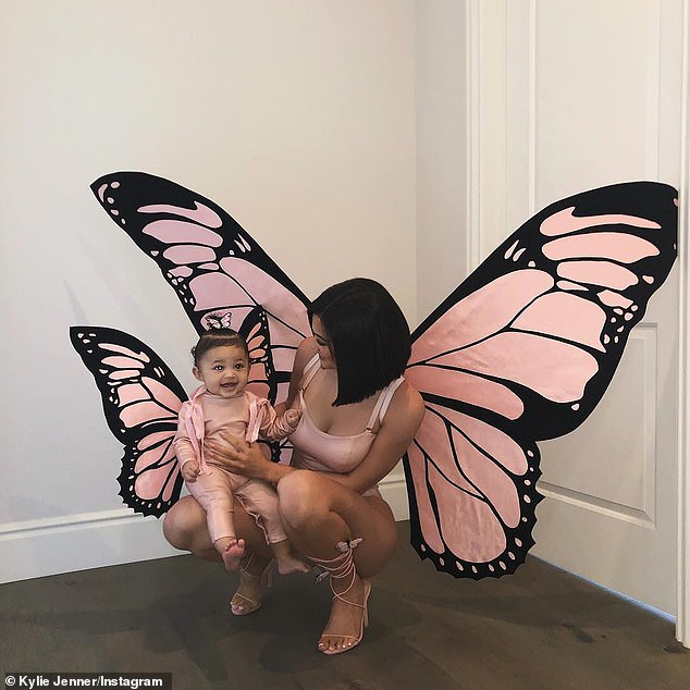 Instagram / Kylie Jenner